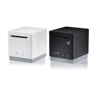 Star mC-Print2, USB, BT, Ethernet, 8 dots/mm (203 dpi), 58mm, řezačka, bílá