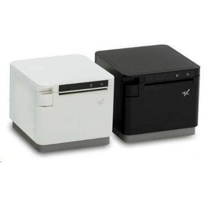 Star mC-Print3, USB, Ethernet, 8 dots/mm (203 dpi), řezačka, black