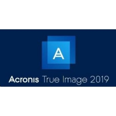 Acronis True Image Advanced Protection Subscription 1 Computer + 250 GB Acronis Cloud Storage