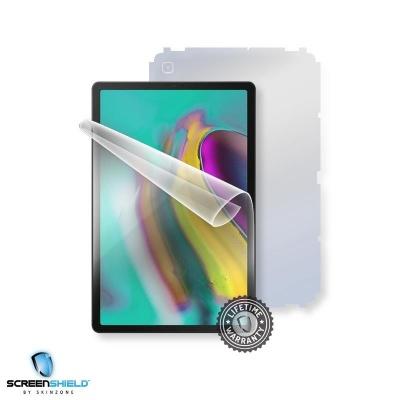 "ScreenShield fólie na celé tělo pro Samsung Galaxy Tab S5e 10,5"" LTE (T725)"