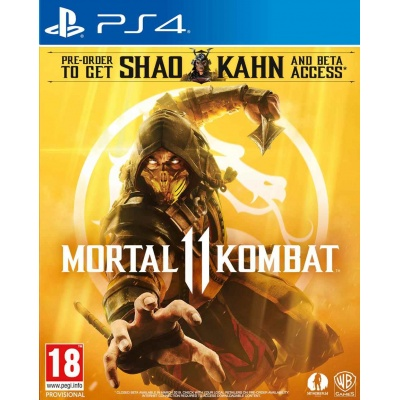 PS4 hra Mortal Kombat XI