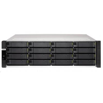 QNAP ES1686dc-2123IT-64G (4C/Xeon D-2123IT/2,2-3,0GHz/64GBRAM/16xSATA/2xM.2/6xGbE/8xSFP+/4xUSB3.0/2xPCIe)
