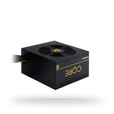 CHIEFTEC zdroj Core Series BBS-600S, 600W, PFC, 12cm fan, 80+ Gold