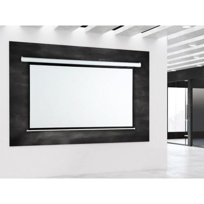 """Elektrické projekční plátno AVELI, 240x180 (4:3) 118"""""""