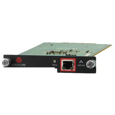 Polycom SoundStructure TEL1, karta s 1x PSTN port pro SST řady C