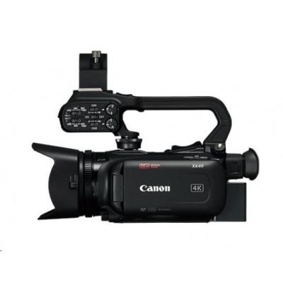 Canon XA40 profesionální videokamera