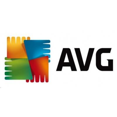 AVG Email Server 2 roky 1-4 PC